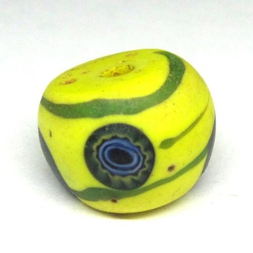 樽型ミルフィオリの写真