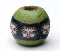 古代とんぼ玉ローマンモザイクフェイス