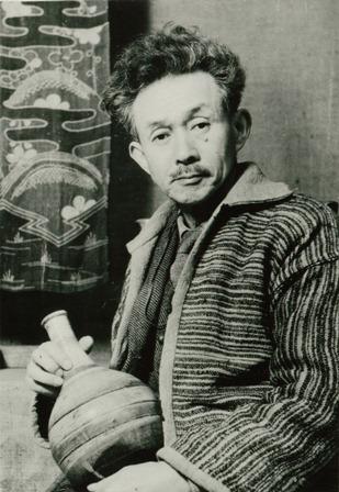 柳宗悦(1951年日本民藝館)